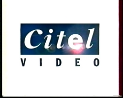 Splash-Screen der Produktionsfirma Citel